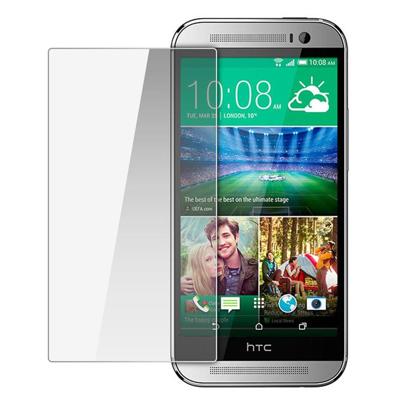HTC One (E8) Tempered Glass Screen Protector