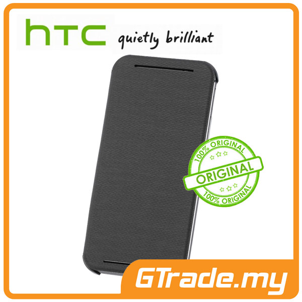 HTC Original Flip Case HC V941 | One M8 - Black