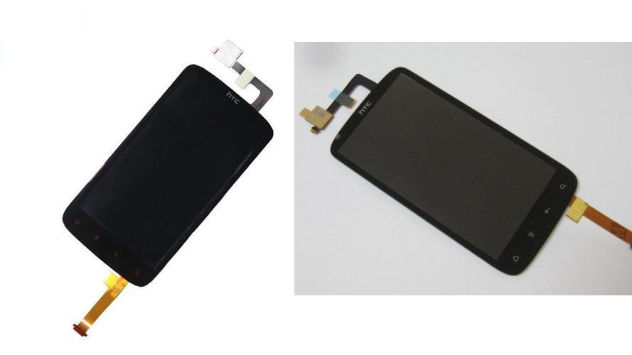 HTC Sensation G14 Z710 XE G18 Z715e Display Lcd Digitizer Touch Screen