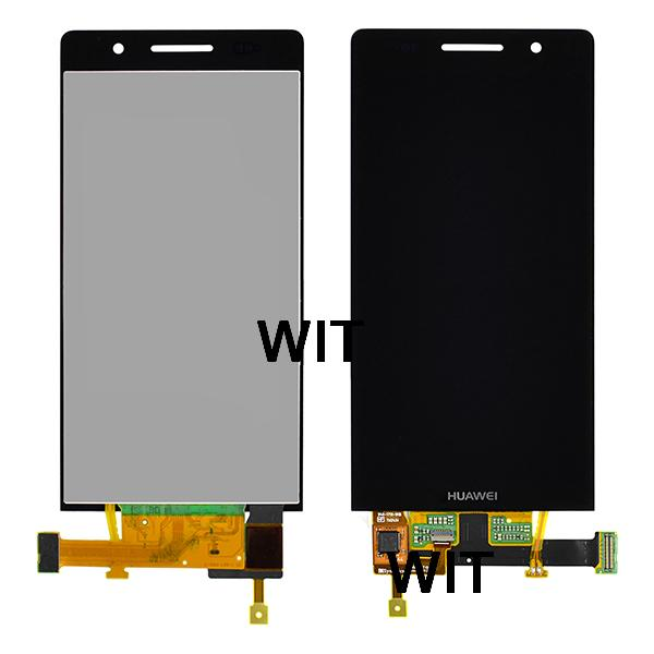 Huawei Ascend P6 Lcd Display & Digitizer Touch Screen Sparepart