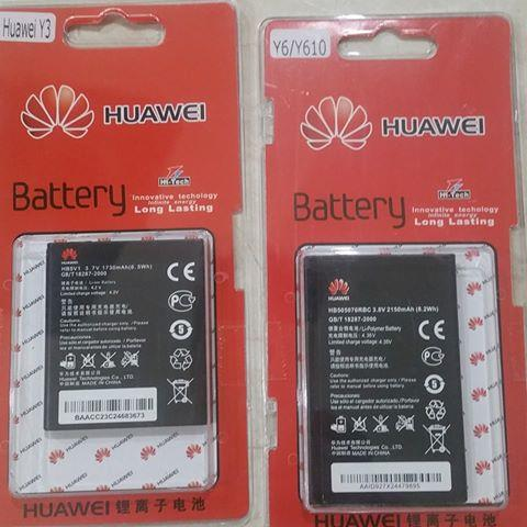 huawei Battery for Y3 y3c y5 y5c y6