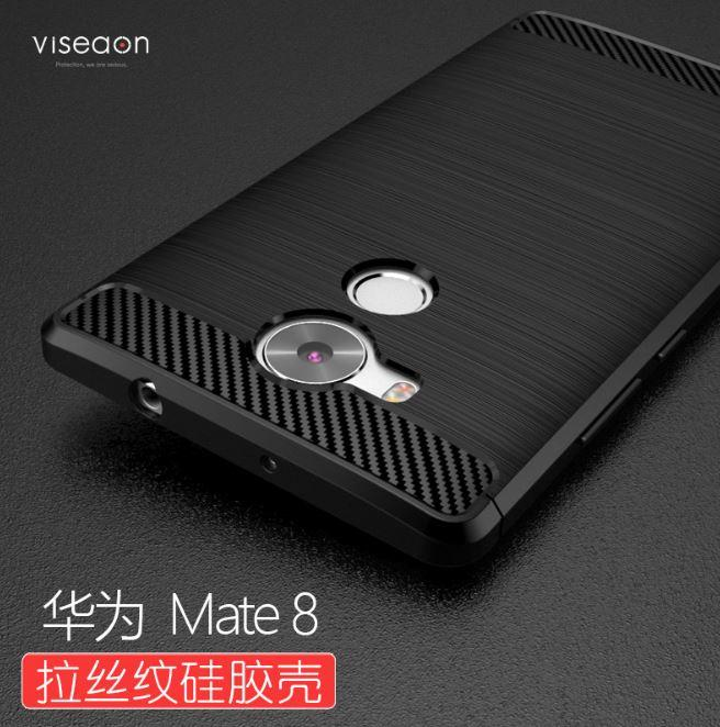 HUAWEI Mate 8 Ultra Slim Durable Full Protection TPU Case
