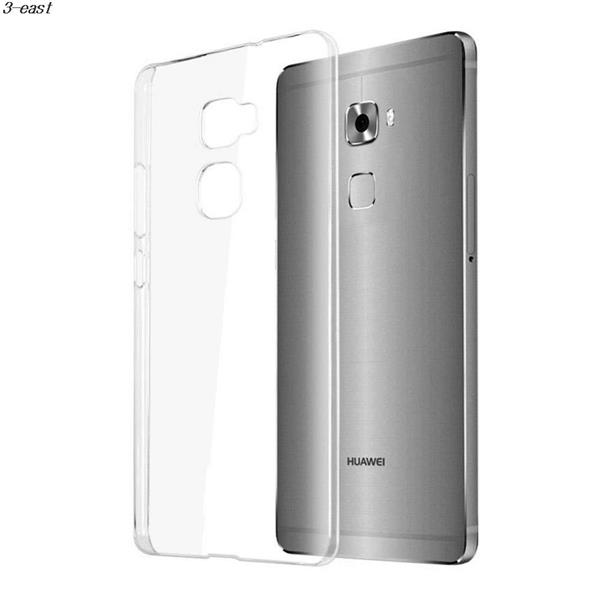 HUAWEI MATE S TRANSPARENT TPU BACK CASE