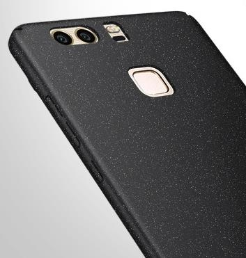 Huawei P9 Thin Matte Drop Resistance Hard Casing Case Cover [7days]