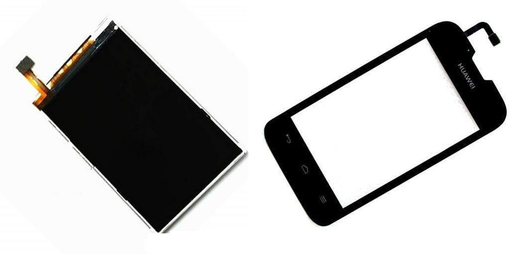 Huawei Y210 Display Lcd / Digitizer Touch Screen Sparepart Services