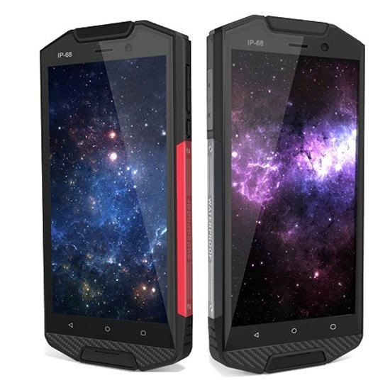 HuntFox 4G 5 Inch Rugged Android Smartphone (WP-F3000).