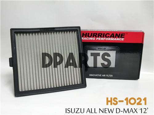 HURRICANE Stainless Steel Air Filter for ISUZU All New D-Max ##OFFER##