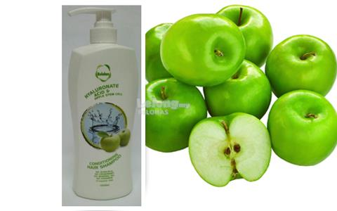 HYALURONATE ACID & APPLE STEM CEL HAIR SHAMPOO