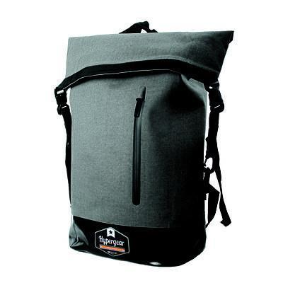 HYPERGEAR DRY PAC QUEST BACKPACK - SNOW GREY