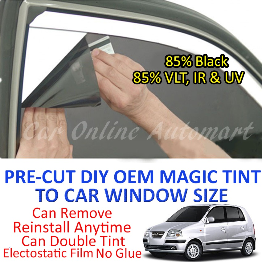 Hyundai Atos Magic Tinted Solar Window ( 4 Windows & Rear Window ) 85%