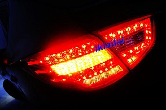 Hyundai Tucson iX35 Full LED Tail Lamp [Benz Look] Korea