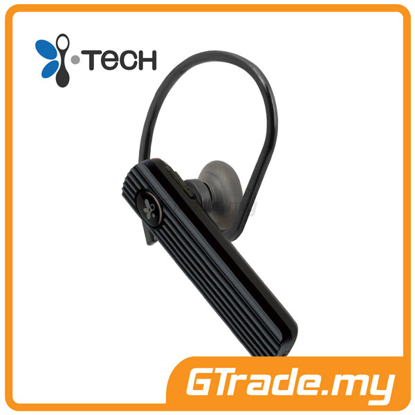 I-TECH My Voice 313 Bluetooth Headset | T.Time 8Hrs Pair2x