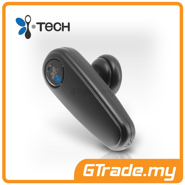 I-TECH My Voice 315 Bluetooth Headset | T.Time 4hrs 1 Touch