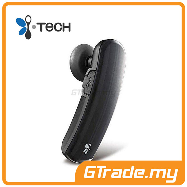 I-TECH My Voice 615 Bluetooth Headset | Music Noise Cancel Pair 2x