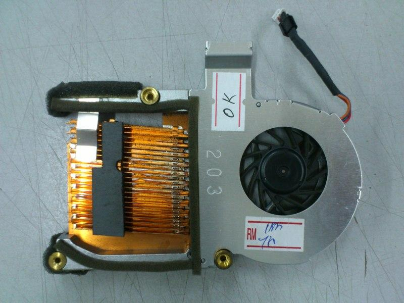 IBM ThinkPad T30 Notebook CPU Heatsink Fan 021013