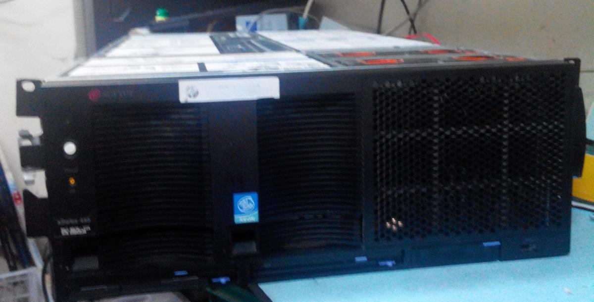 IBM X445:4 X 2.7GHZ 2MB, 2GB SERVER  MPN:8870 22x