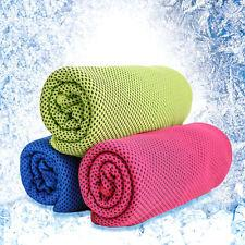 Ice Cold Sports Cooling Towel - Coolcore