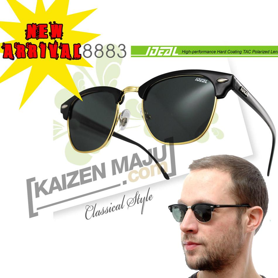 clubmaster polarized sunglasses  IDEAL 8883 Polarized Sunglasses Casu (end 9/9/2015 10:02 AM)