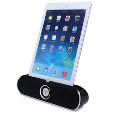 iKANOO i806 Portable Hands-free Stereo Holder Wireless Bluetooth Speak