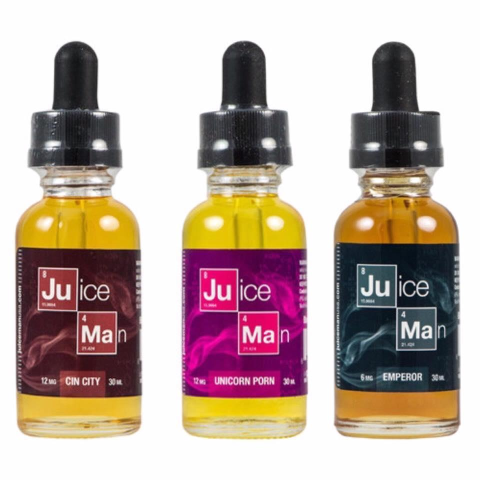 Import US Premium E Juice E Liquip Flavor!Unicorn Porn The Juice Man