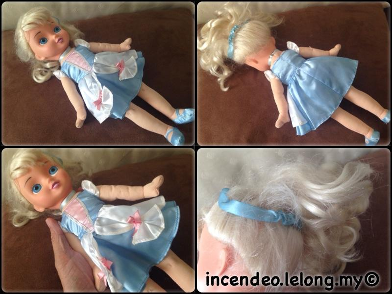 **incendeo** - Cinderella Doll Softy