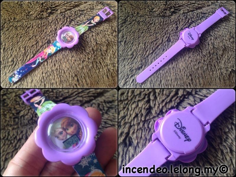 **incendeo** - Disney Frozen Digital Watch