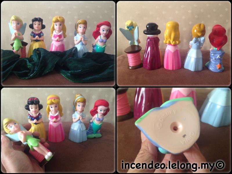 **incendeo** - Disney Princess Toys for Kids