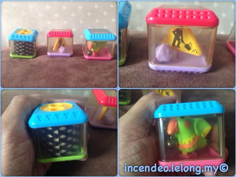 **incendeo** - FISHER-PRICE Activity Cube Set #2