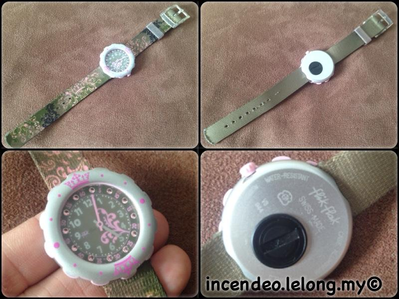 **incendeo** - flik flak Swiss Princess Watch for Girls