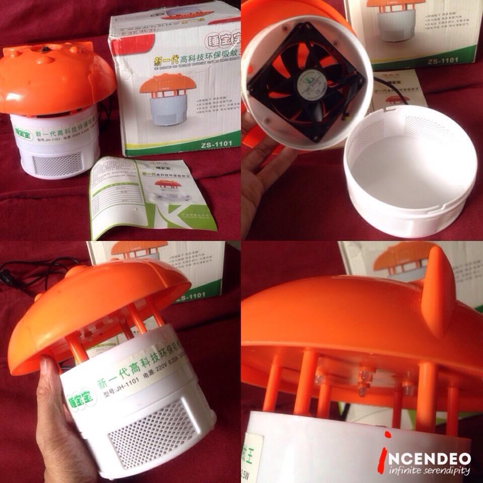 **incendeo** - New Generation Mosquito Trap JH-1101