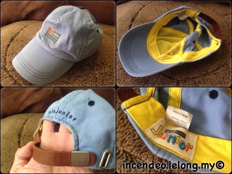 **incendeo** - GIORDANO Junior Cap for Kids
