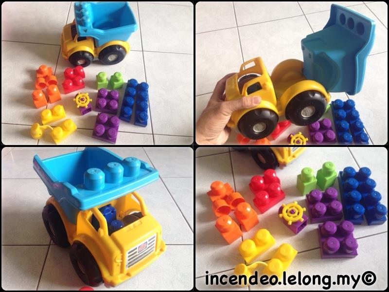 **incendeo** - MEGA BLOKS Building Set for Kids