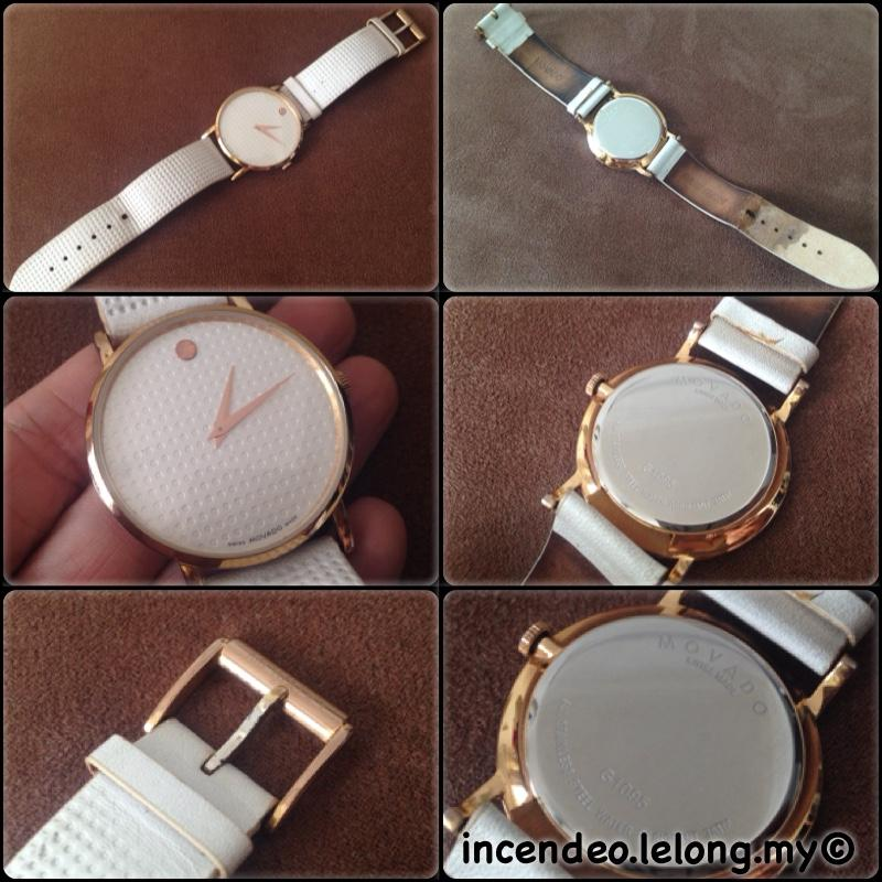 **incendeo** - MOVADO Designer Quartz Watch