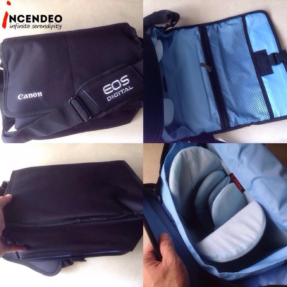 **incendeo** - Original CANON EOS Digital Camera Bag
