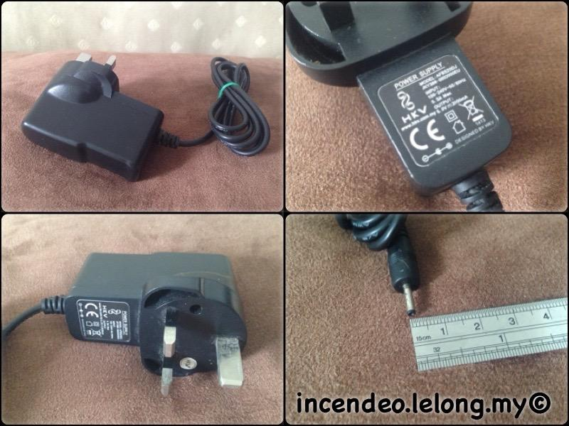 **incendeo** - Original HKV 5V 2000mA Power Adapter AFB520DJ