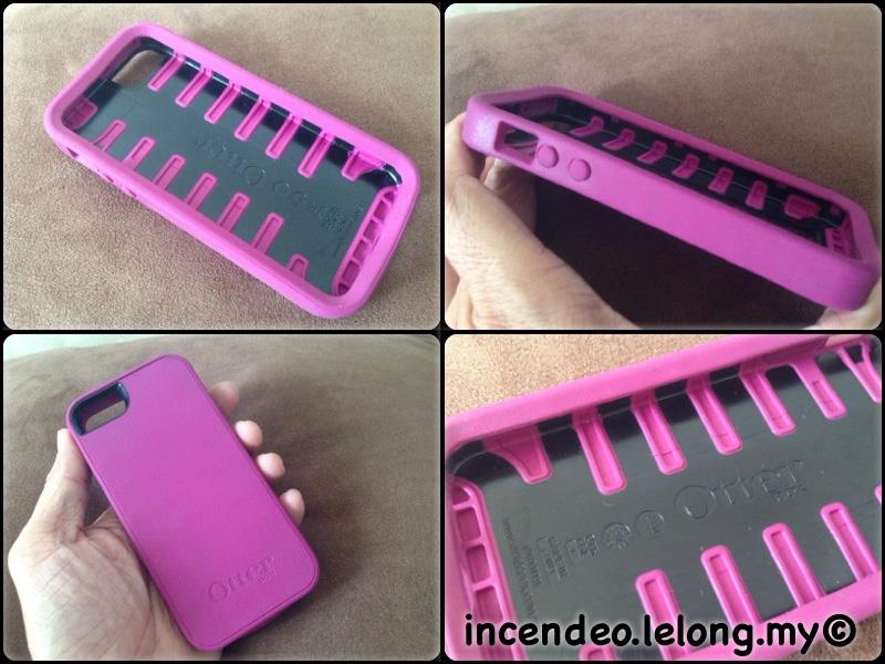 **incendeo** - OtterBox Purple iPhone 5/5s Cover