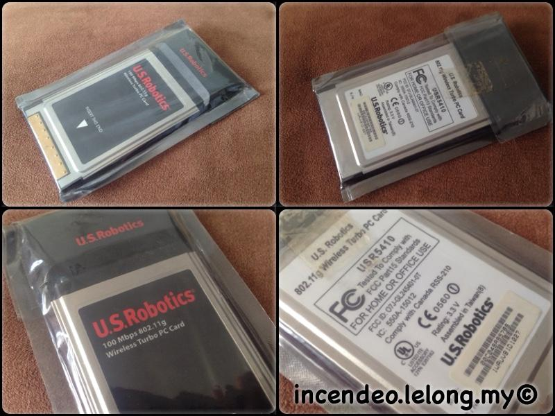 **incendeo** - US Robotics Wireless-G Turbo PC Card #2