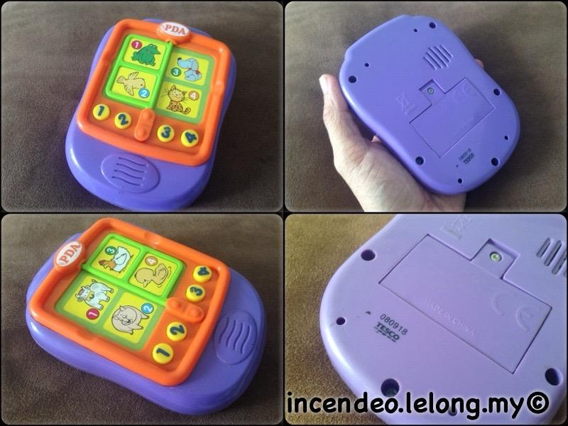 **incendeo** - TESCO Animal Sound Fun PDA for Toddlers