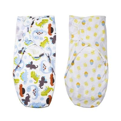 Infant Swaddle Adjustable Infant Wrap 2 Pack Baby Using