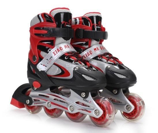 New Inline RollerSkate/RollerBlade Set with Accessories