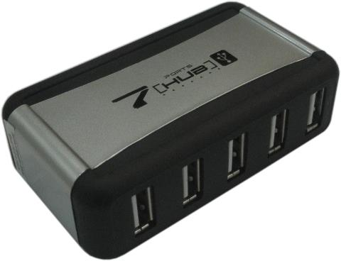 INNO 7 PORT USB 2.0 HUB, UH12A