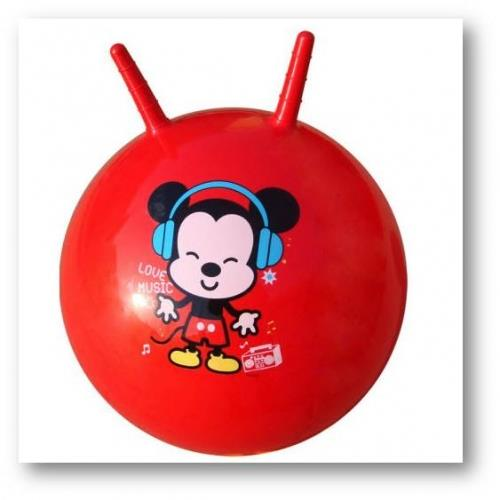 INNOVATIVE 18 inches Mickey Red Hopper