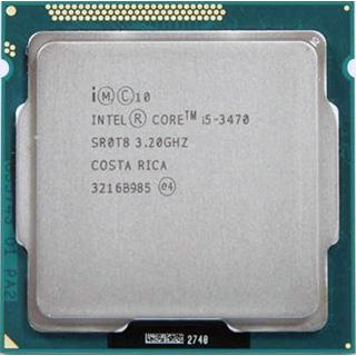 Intel Core i5-3470 Processor 3.60GHz 6M Cache Socket 1155 LGA1155 CPU
