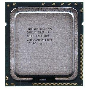 Intel Core i7 920 2.66GHz 8MB LGA 1366  Quad-Core Processor