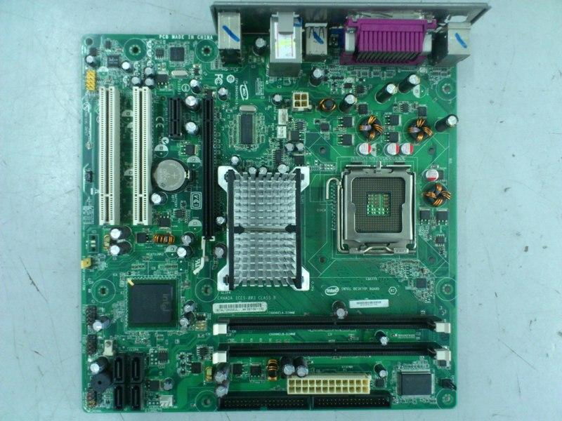 Intel Desktop Board D945GCNL Socket LGA775 Mainboard 040913