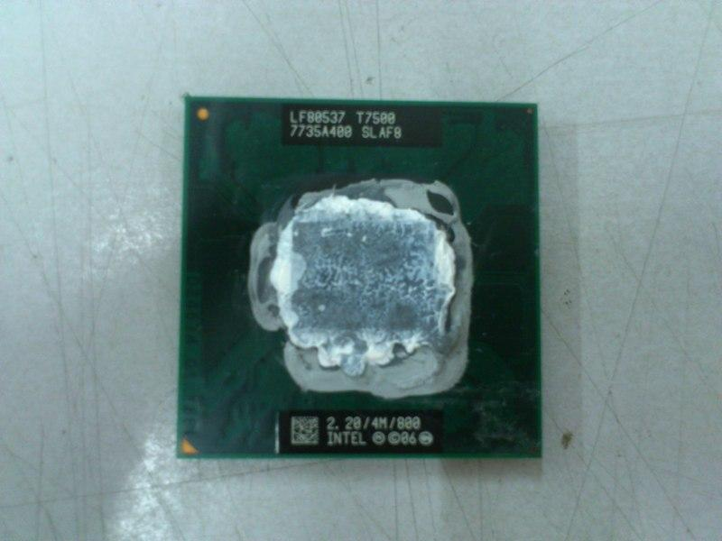 Intel T7500 2.2Ghz Core 2 Duo Processor for Notebook 200713
