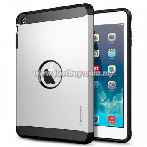 iPad Air SGP Tough Armor Case - Satin Silver
