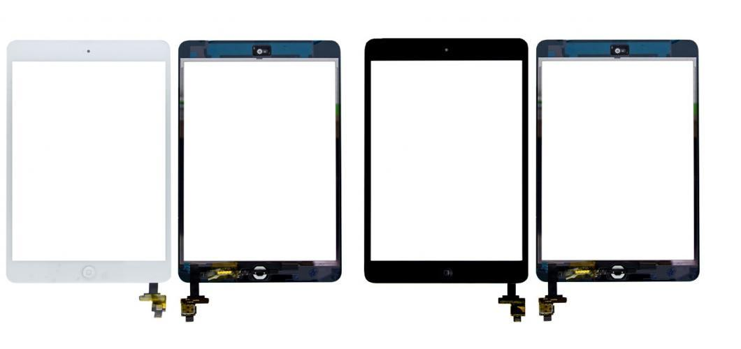 ipad Mini 1 2 Lcd Digitizer Touch Screen IC Connector & Home Button