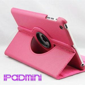 Ipad Mini 360 Rotate PU Leather Case 14618