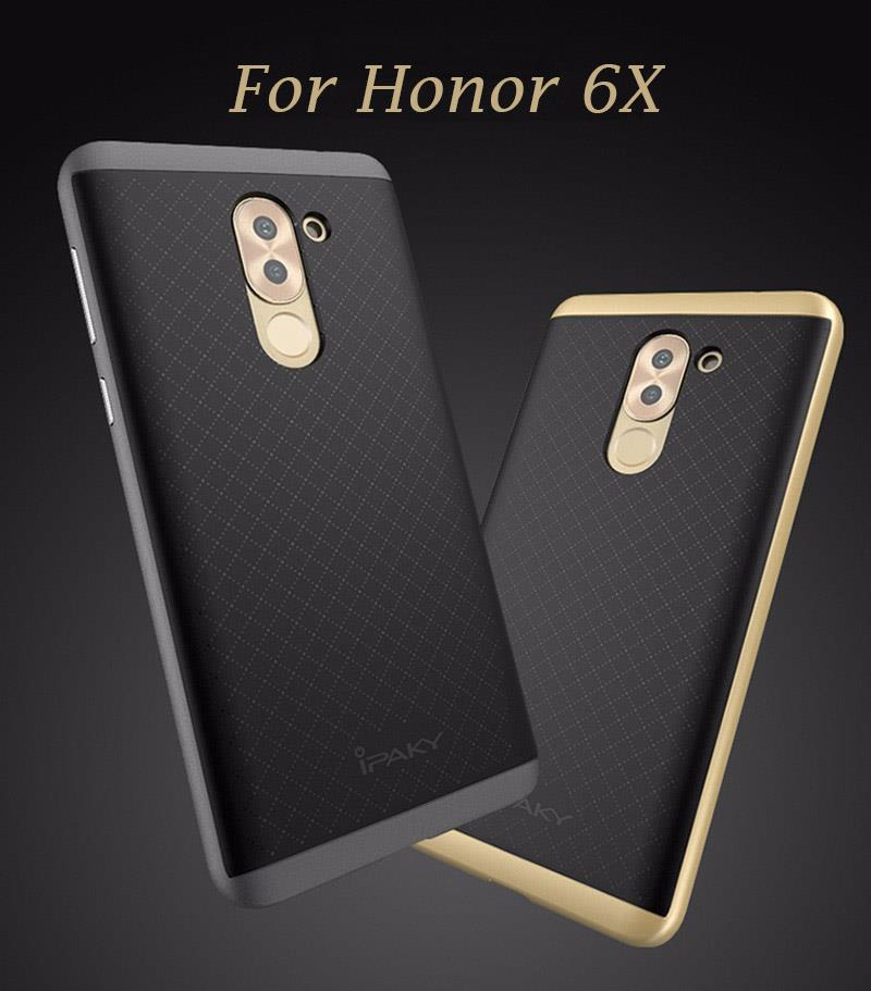 iPaky Honor 6X Luxury Back Case